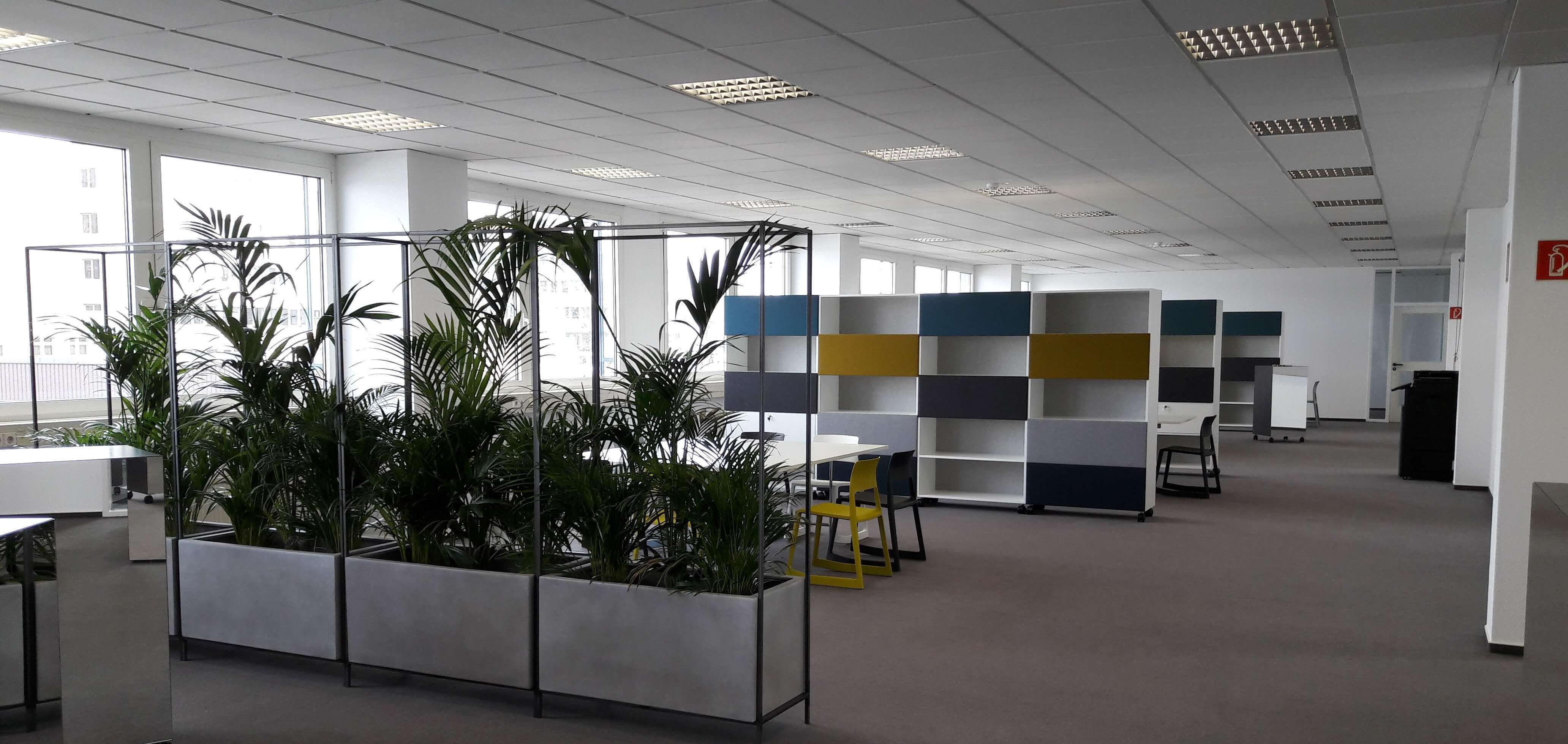 Arbeitsfläche der Digitalwerkstatt Dreieich